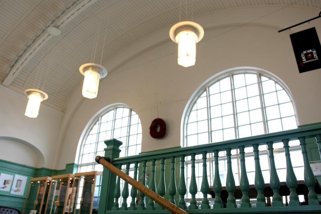 Alvesta kommuns utställningshall