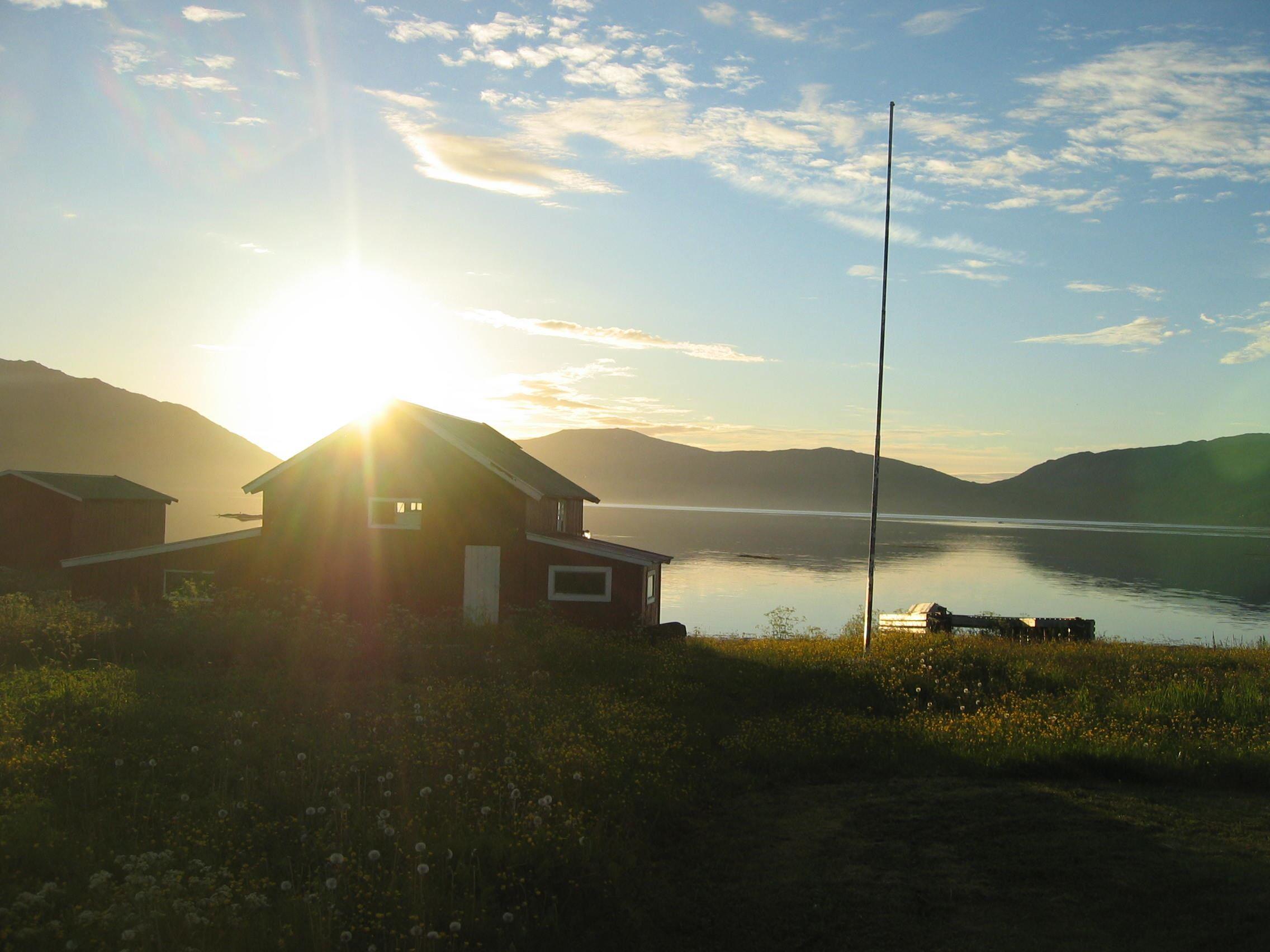 En smak av nordnorsk sjømat med buss - Tromsø Friluftsenter