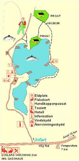 Hakan Jarnryd,  © Hakan Jarnryd, Karta över Ängebytjärnet