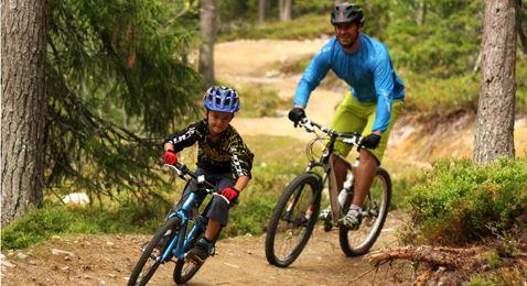 Cykeluthyrning Idre Fjäll