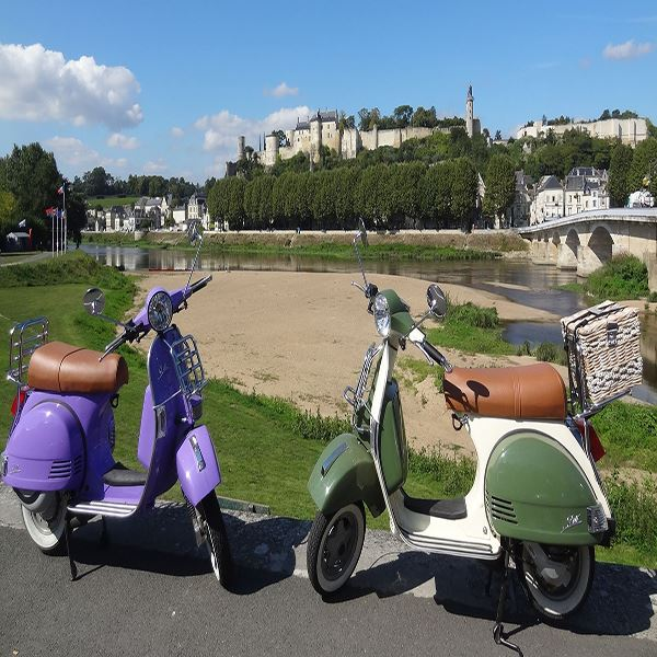 Scooter rental in Tours