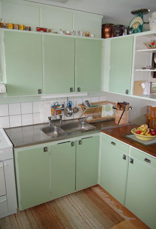 Släng inte ut ditt gamla kök