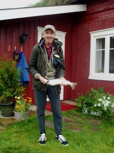 Fiske ved Steirud Gård