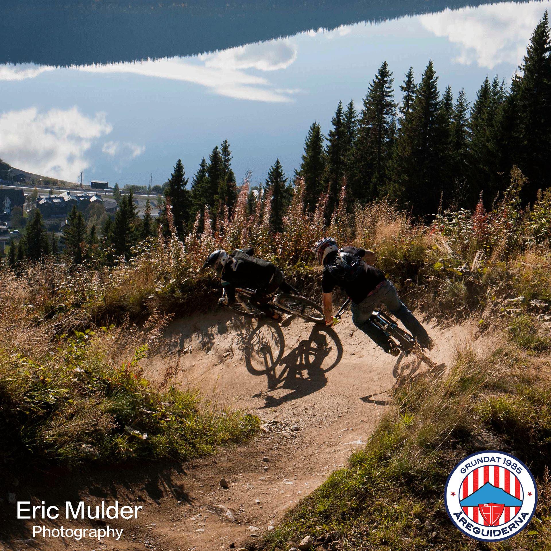 Hyr downhillcykel