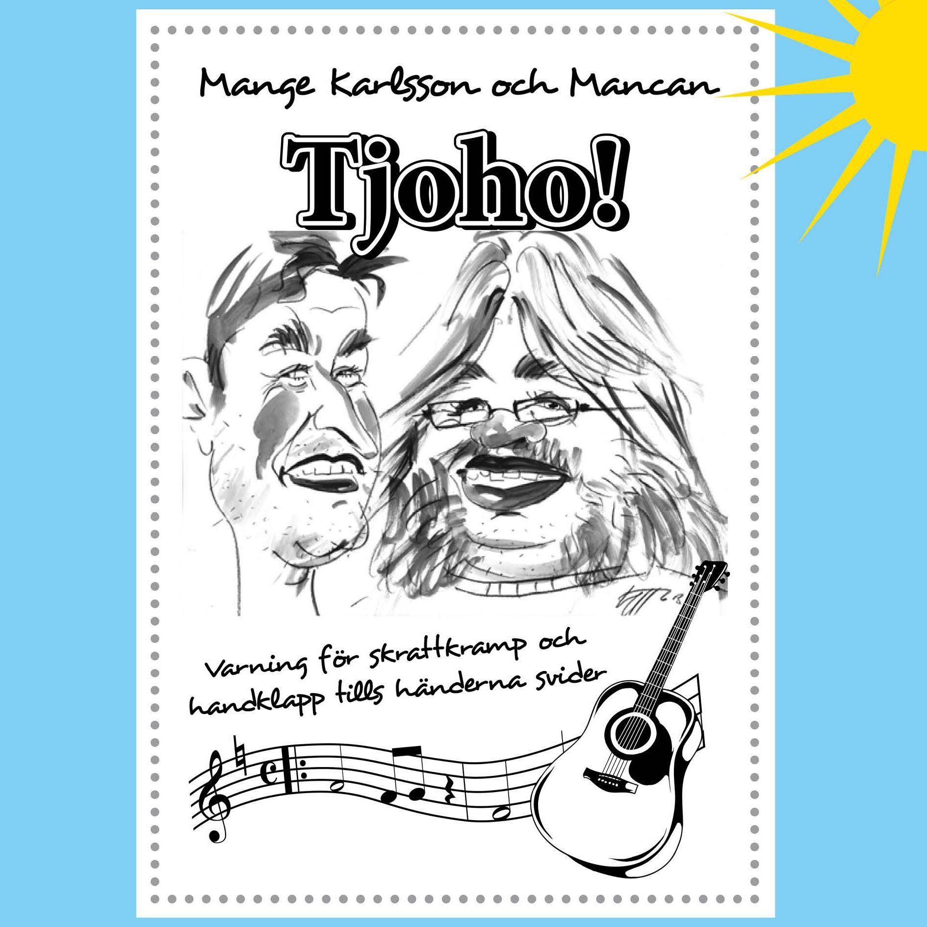Amerikaveckan: Gruppen Tjoho med en Top Secret gäst i Torpösoffan!