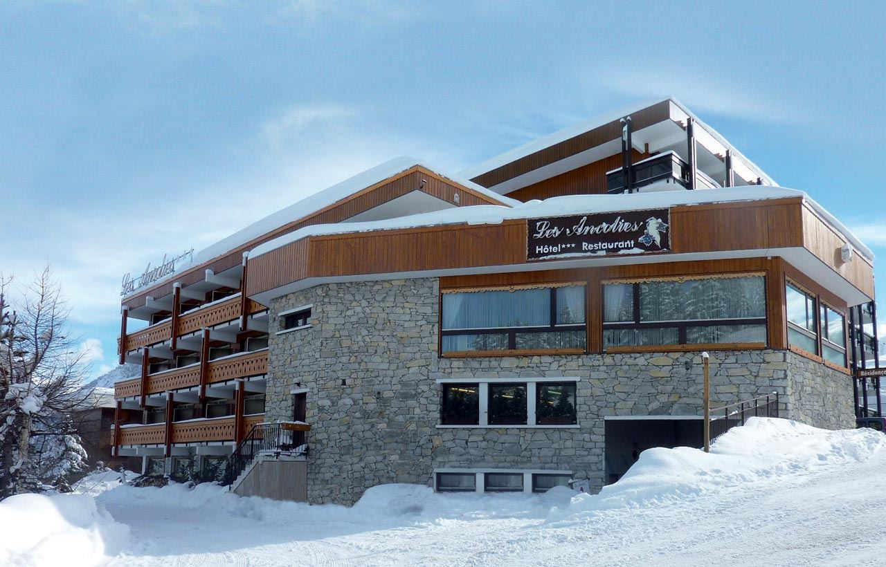 HOTEL LES ANCOLIES