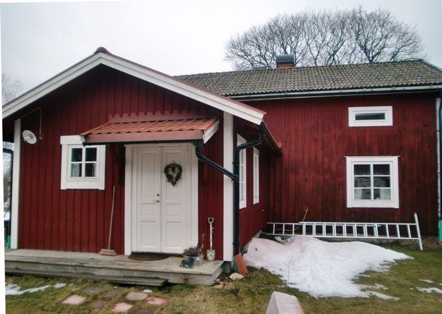 L305 Brenäs, 13,5 km S Leksand