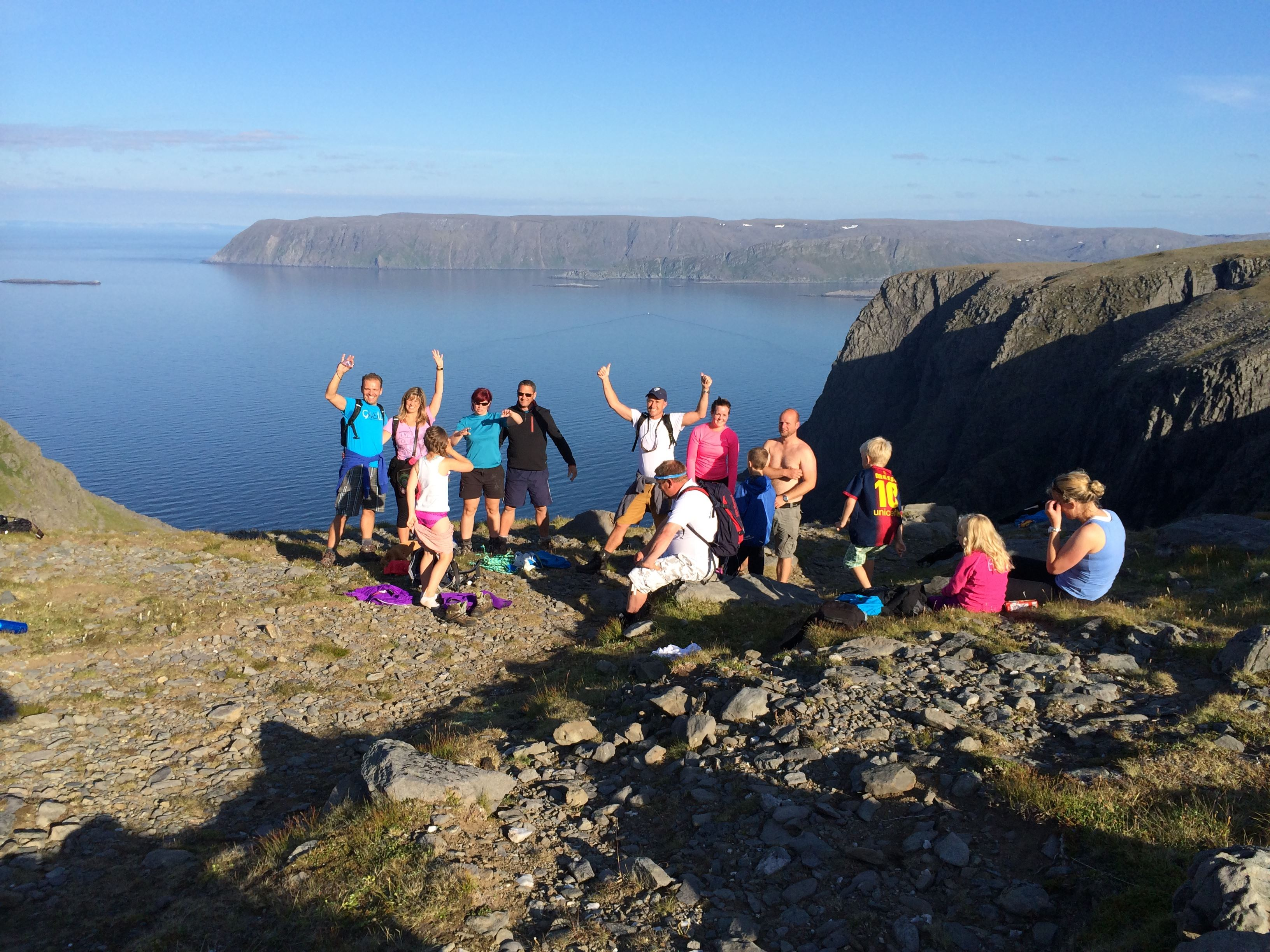 Hornvika - The Original North Cape Tour - with return transfer from Honningsvåg if required