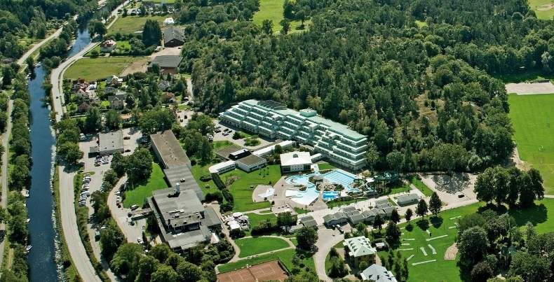 Ronneby/Villa Flora Viola, STF Hotel