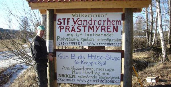 STF Ransäter/Prästmyren Vandrarhem