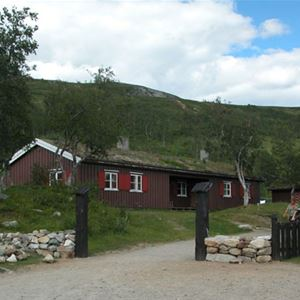 Sveinung Tubaas, Sylmassivet (norska sidan) - DNT Nedalshytta