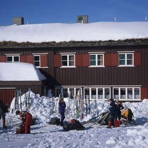 Per Roger Lauritzen, Sylmassivet (norska sidan) - DNT Nedalshytta