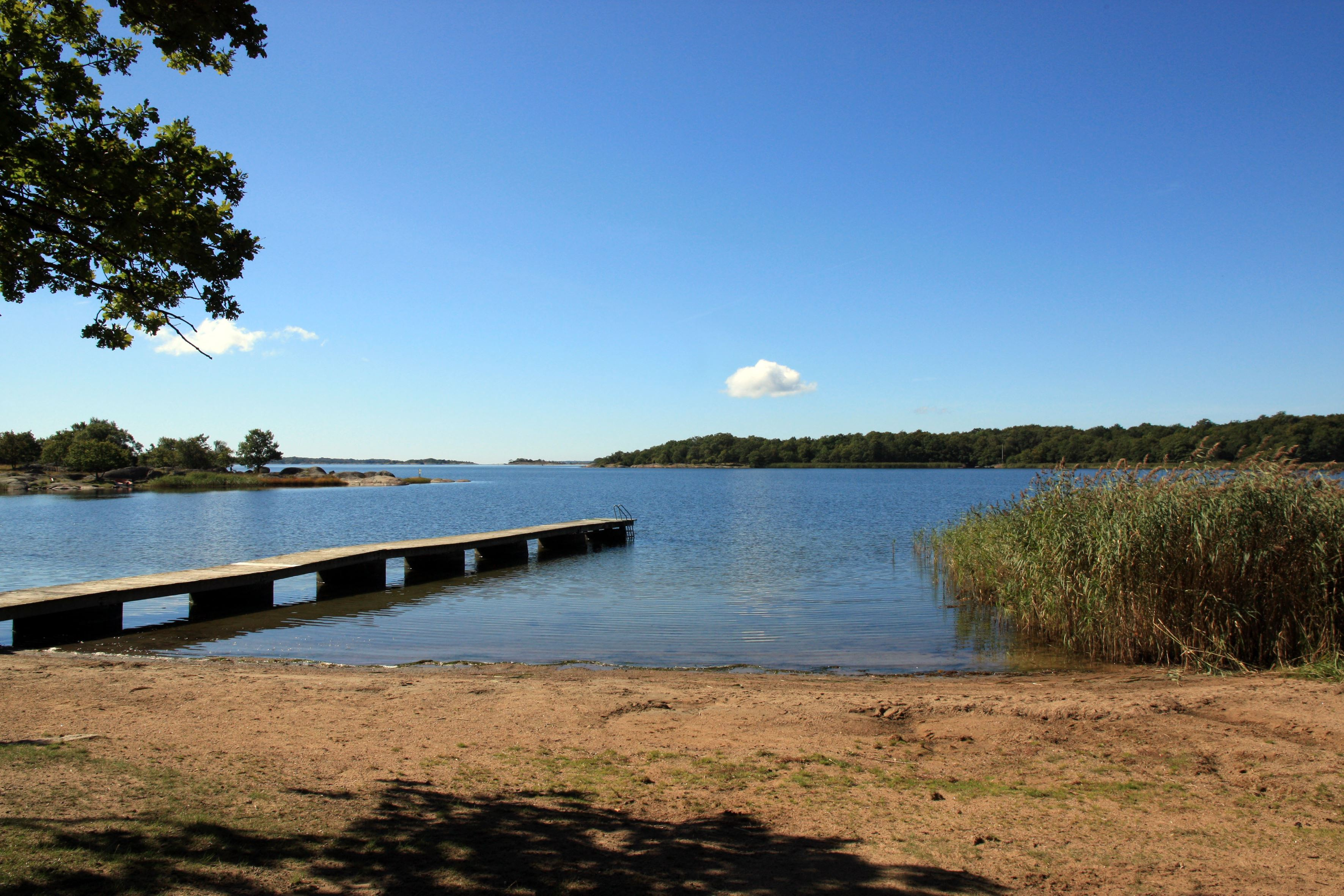 Bathing spot- Knösö
