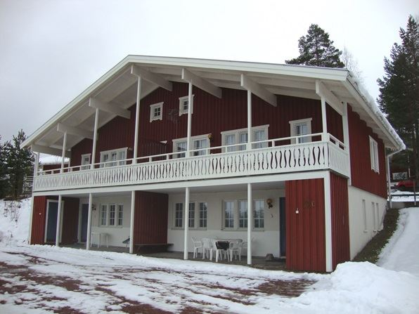 Rödluvan Gesundaberget, 2 Holiday apartments