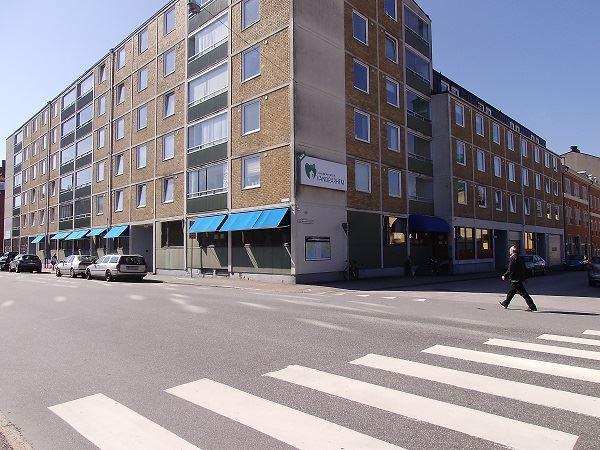 Neue Karlskrona Trossö, STF Gästehaus