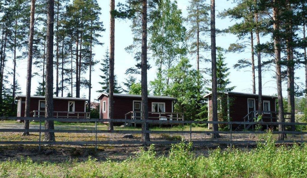 Vivstavarvstjärns Camping Timrå/Cottages