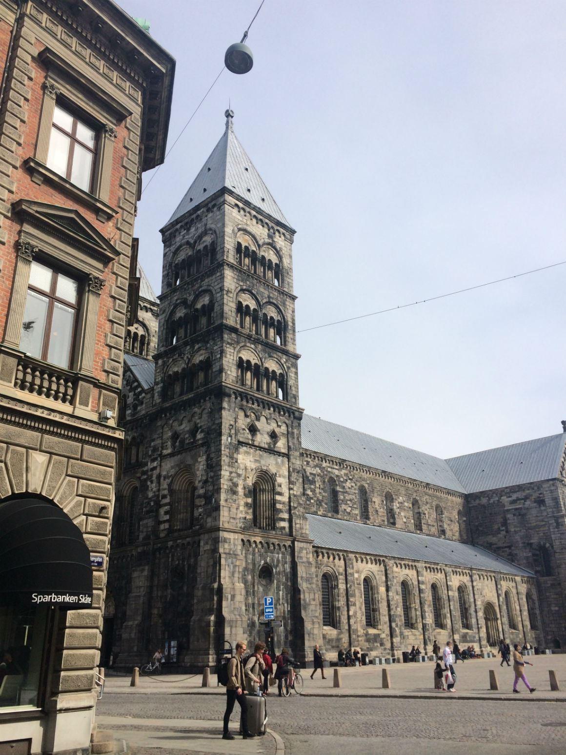 Geführte Stadtwanderung im kulturhistorischen Zentrum von Lund