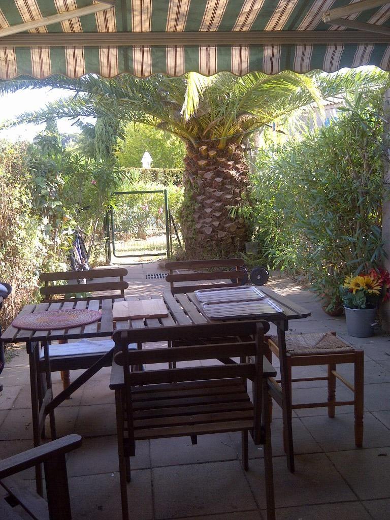 0375 - Maison mitoyenne - TAHITI PARC - AGENCE LAVANDOU IMMOBILIER