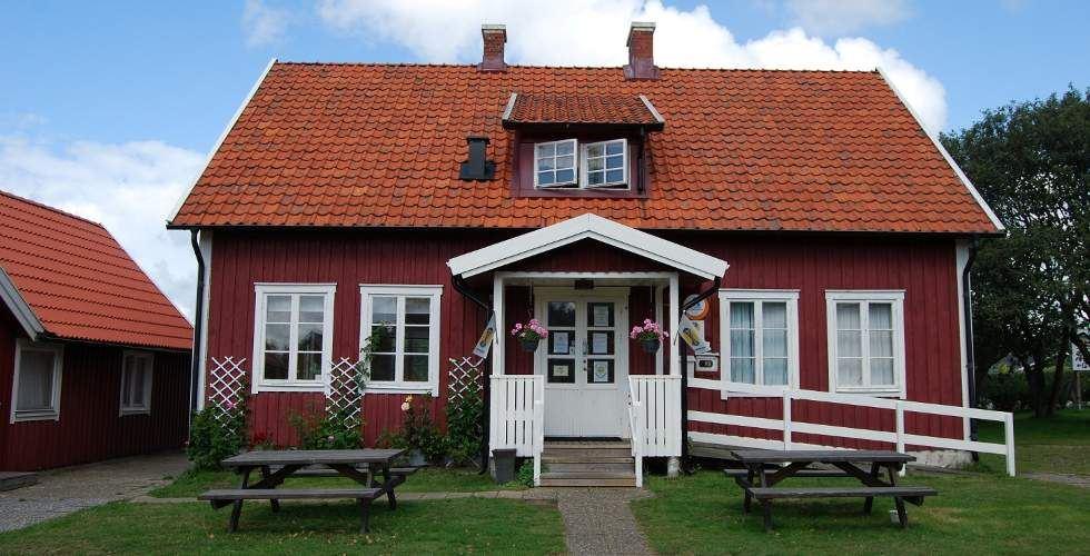 Mellbystrand, STF Gästehaus