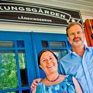Kungsgården/Långvind, STF Hotell