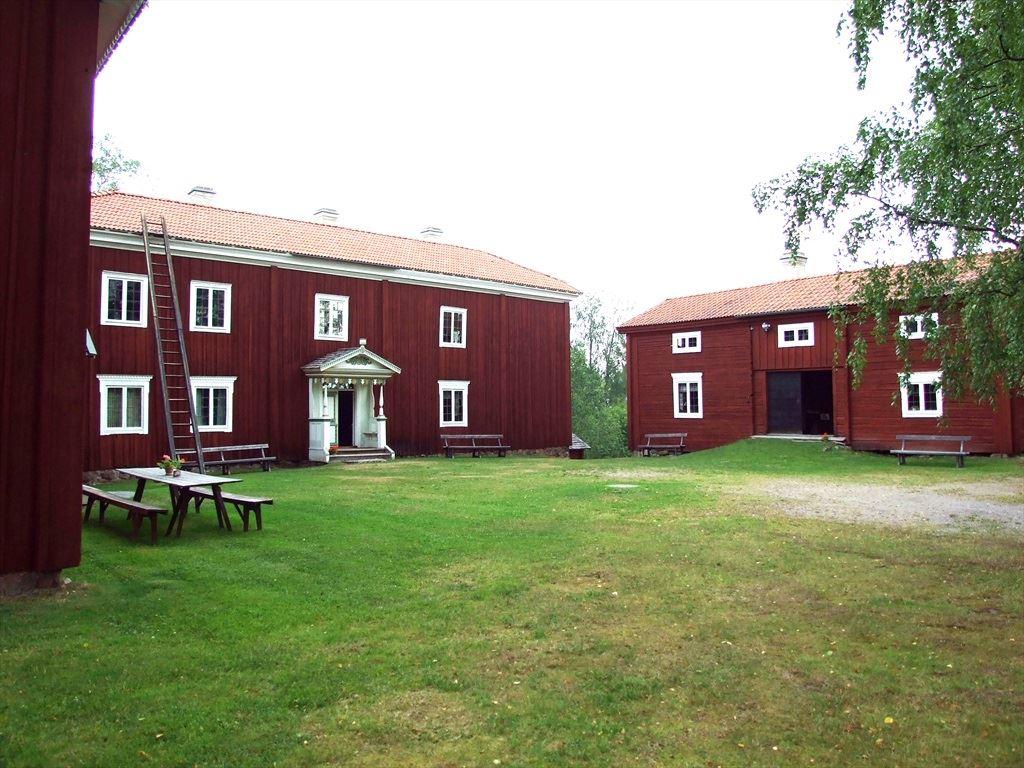 Hembygdsgården Mårtes i Edsbyn