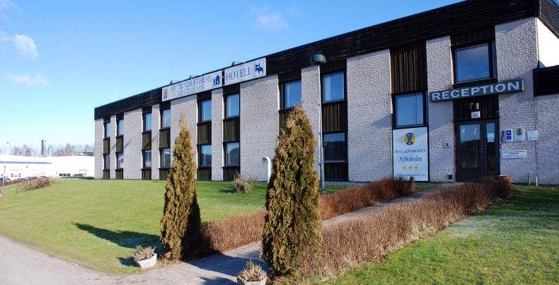 Ulricehamn, STF Hotel