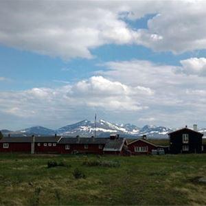 Johan Gimse Holm, Sylmassivet (norska sidan) - DNT Storerikvolen