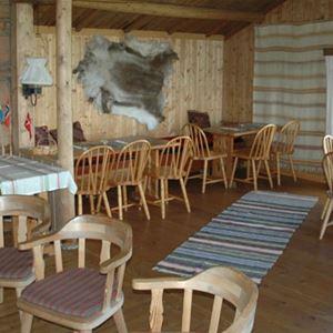 Sveinung Tubaas, Sylmassivet (norska sidan) - DNT Storerikvolen