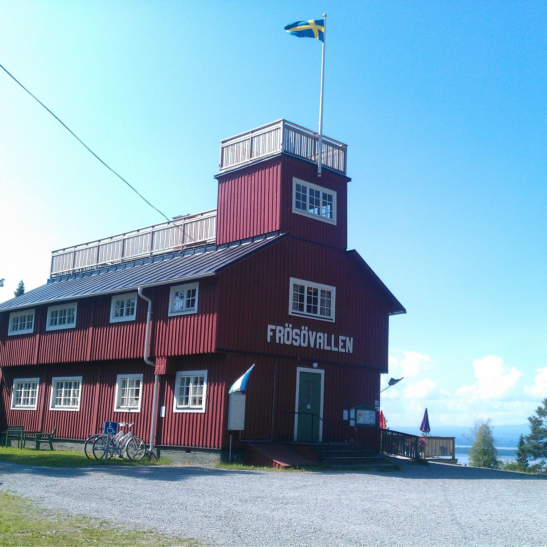 Valborgsmässofirande på Frösövallen