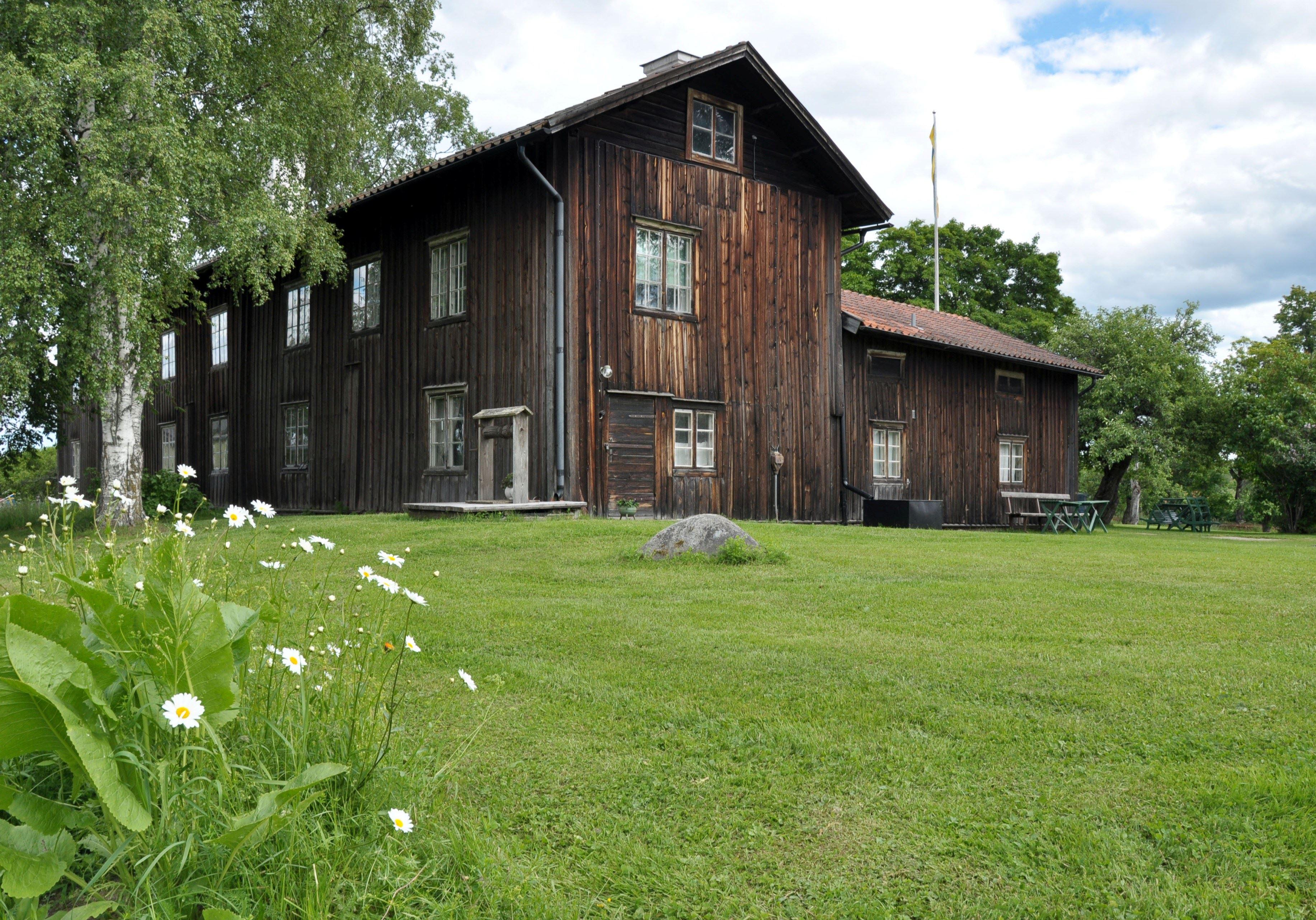 Hembygdsgården Kämpens i Bollnäs
