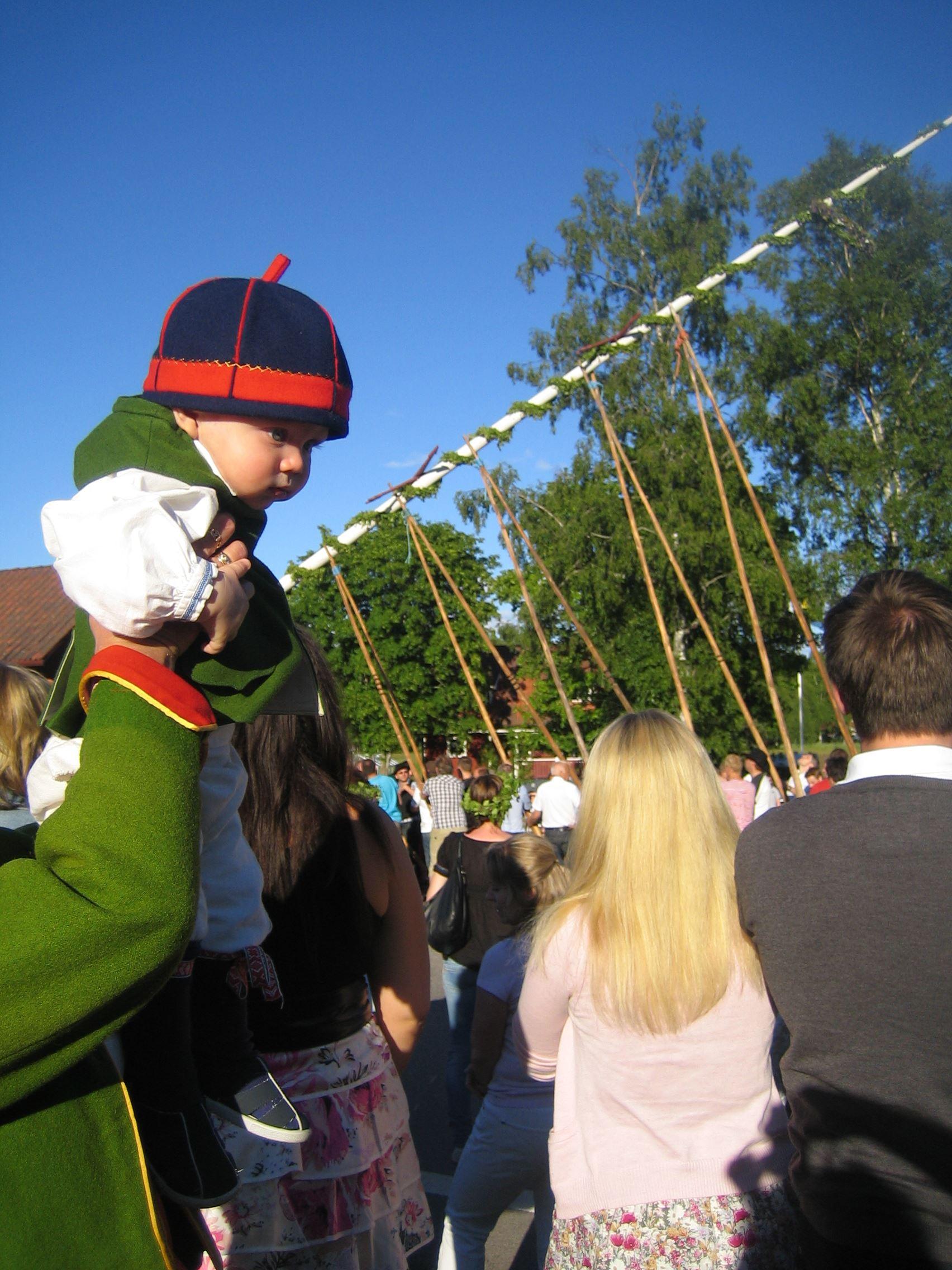 Midsummer Celebration, Vinäs