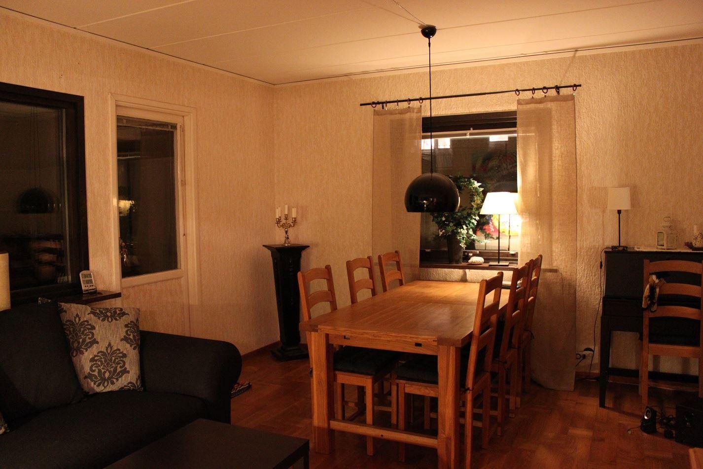 Mysigt hus i centrala Bromölla
