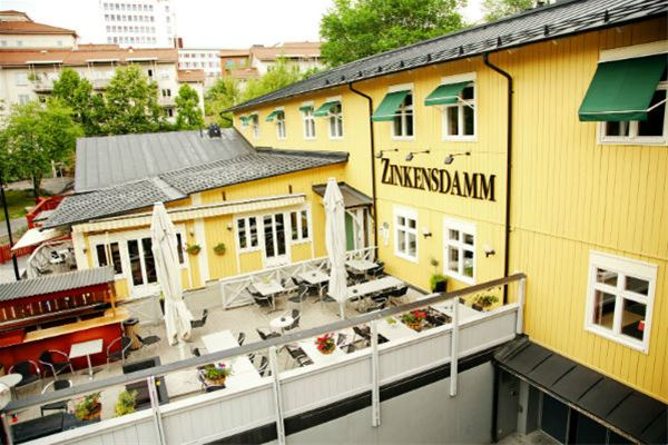 STF Vandrarhem Stockholm/Zinkensdamm