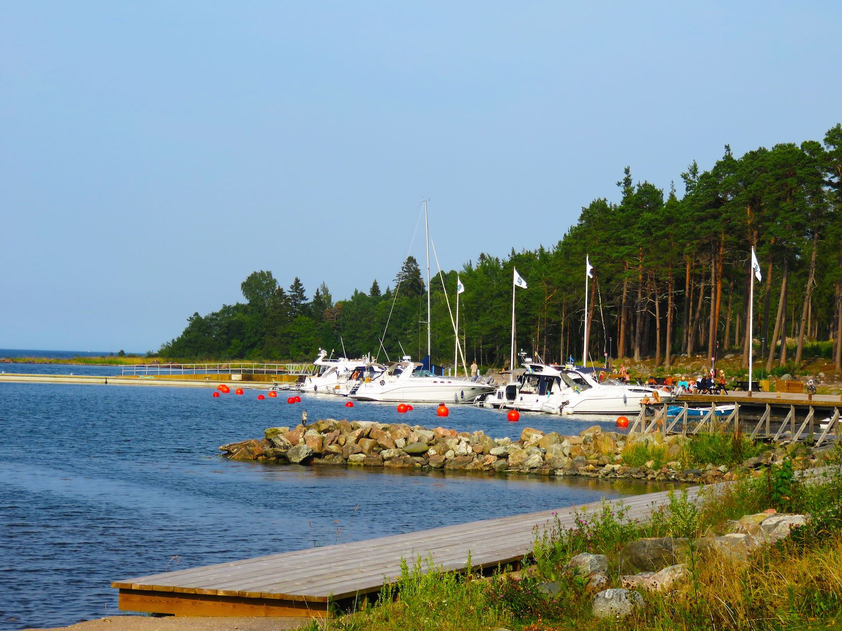 Furuvik's Sea Camping and Guest Marina