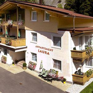 Lägenhet för upp till 10 personer med 4 rum på Laura - Mayrhofen