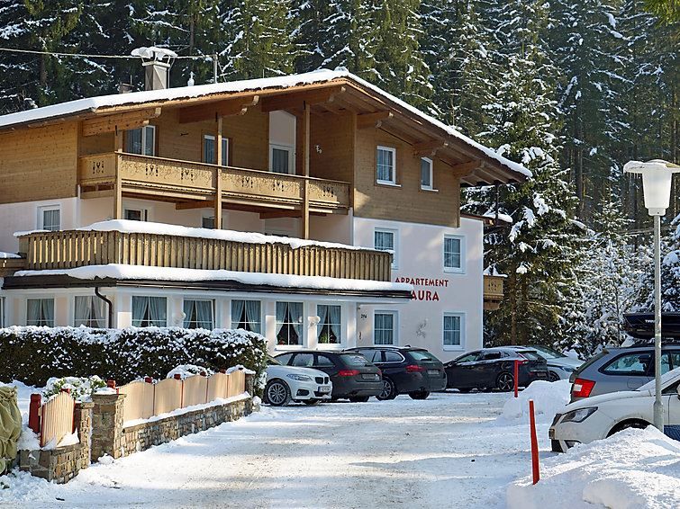 Lägenhet för upp til 7 personer med 4 rum på Laura - Mayrfhofen