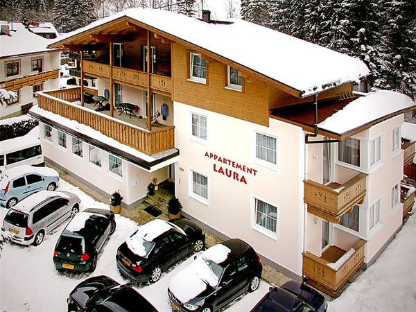 Lägenhet för upp till 5 personer med 2 rum på Laura - Mayrhofen