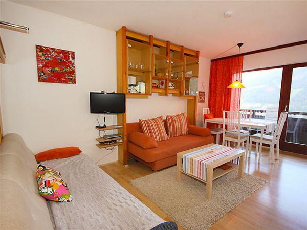 Lägenhet för upp till 3 personer med 1 rum på Edelweiss - Bad Kleinkirchheim