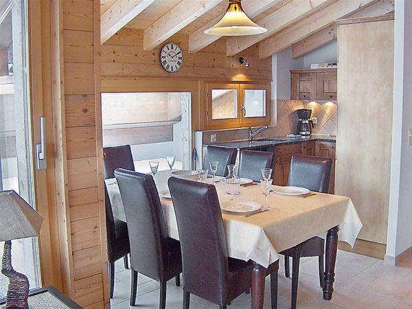 Lägenhet för upp till 8 personer med 4 rum på Grands Ducs - Nendaz
