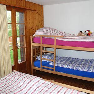Lägenhet för upp till 4 personer med 2 rum på Le Crêt - Nendaz