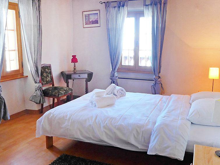 Lägenhet för upp till 10 personer med 6 rum på Le Dahu - Nendaz