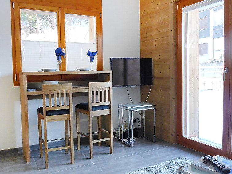 Lägenhet för upp till 2 personer med 2 rum på La Ferme de Sandra - Nendaz