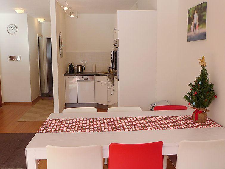 Lägenhet för upp till 7 personer med 4 rum på Rosablanche - Siviez-Nendaz