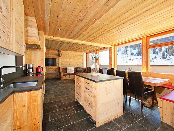 Lägenhet för upp till 6 personer med 4 rum på Rosablanche - Siviez-Nendaz