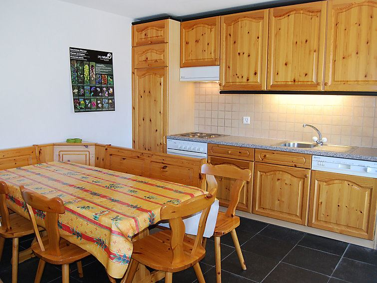 Lägenhet för upp till 5 personer med 3 personer på Les Cretes II - Veysonnaz