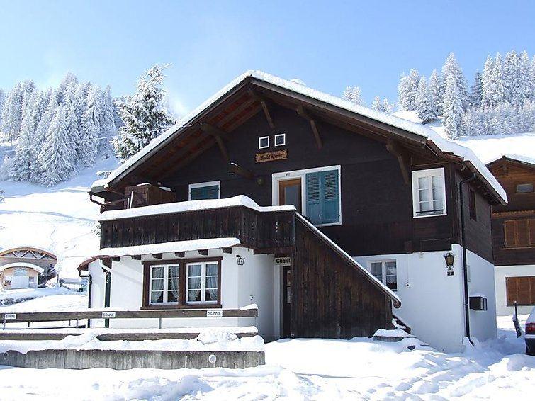 Lägenhet för upp till 6 personer med 3 rum på Sonne - Adelboden