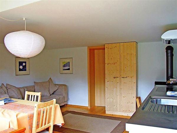 Lägenhet för upp till 3 personer med 2 rum på Tannermatte - Adelboden