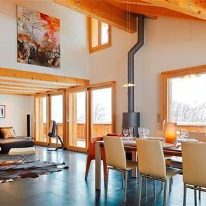 Lägenhet för upp till 12 personer med 6 rum på Weidli - Adelboden
