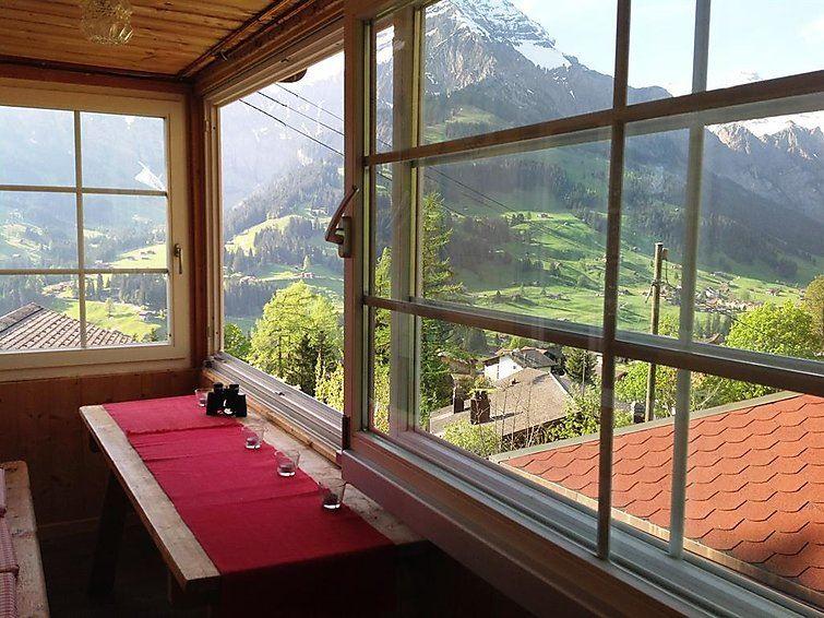 Lägenhet för upp till 4 personer med 3 rum på Sonnenheim - Adelboden