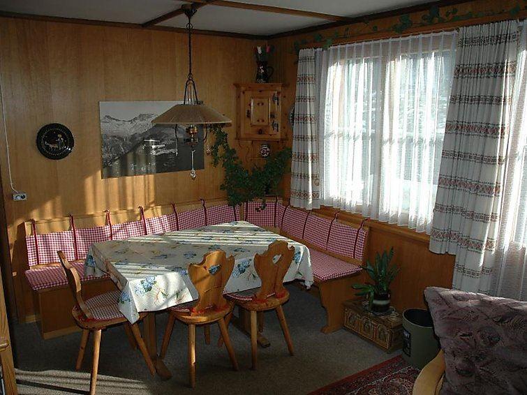 Lägenhet för upp till 4 personer med 3 rum på Bärgchutzli 1. Stock - Adelboden